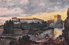 B39431 Trieste Castello e Chiesa di S Giusto  italy