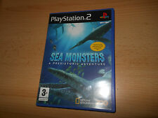 Monstres marins pour PLAYSTATION 2 free uk post