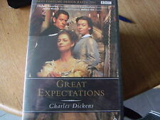 Great Expectations- Charles Dickens- BBC- Charlotte Rampling- Englisch