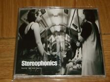 Stereophonics:  Hurry up and wait  CD Single  NM ex shop stock