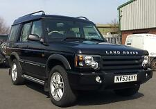 2003/53 Land Rover Discovery Td5 XS 7 Seats