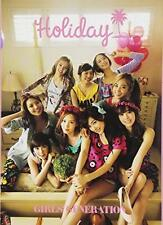 Girls' Generation SNSD 1st Official PhotoBook Holiday from Japan New