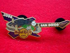 HRC hard rock cafe san Diego purple Explorer Guitar petco stade le500