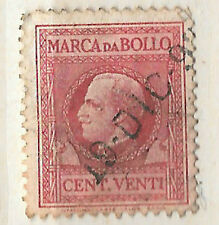 Marca de Bollo stamp  - see scan for details