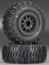 "Pro-Line 1159-13 Mounted Trencher SC Tires/Wheels 2.2""/3.0"" (2) Slash 4X4 Blitz"