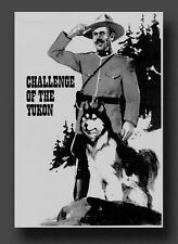 *CHALLENGE OF THE YUKON* Old Time Radio Shows - 236 MP3s on DVD +FREE OFFER OTR