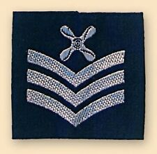 New Royal Air Force RAF Chief Technician Rank Slide