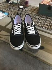 women's vans shoes size 8