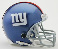 NEW YORK GIANTS NFL Riddell ProLine MINI Football Helmet