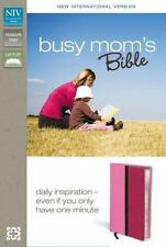 Busy Mom's Bible : Daily Inspiration Even If You Only Have One Minute by...