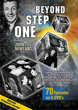 One Step Beyond 6 DVD Collector's Set (70 Episodes) Paranormal Suspense