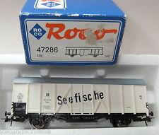 DR Güterwagen Seefische   Roco HO 47286  OVP #4609