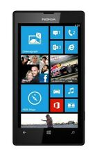 Nokia Lumia 520 8GB Sim Free Windows Unlocked Mobile Phone (Black)