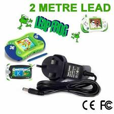 2m Long Lead V Tech Vsmile/Smile Motion Mains AC Power Charger