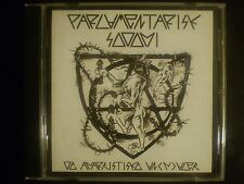 Parlamentarisk Sodomi - De Anarkistiske An(N)aler(CD, 2011)REGURGITATE CARCASS