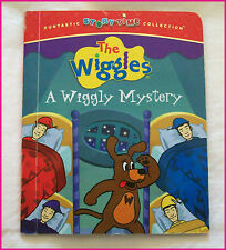 THE WIGGLES BOOK - A Wiggly Mystery - 17 x 20cm - KIDS Storytime Collection  NEW