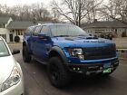 Ford Raptor F150 Hood Scoop Kit By MRHoodScoop PAINTED HS002