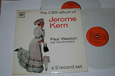 2 LP/PAUL WESTON/JEROME KERN/CBS GPG 66003/ SEXY COVER