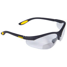 DeWalt  DPG59-115 Reinforcer Rx Safety Glasses, Clear ANSI Z87.1+ (Bifocal 1.5)