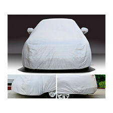 Car Cover Sun Snow Dust Rain Resistant Protection Waterproof For Sedan Size XL