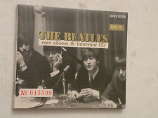 The Beatles - Rare Photos & Interview CD Vol. 1 (2995) Limited Edition, LN