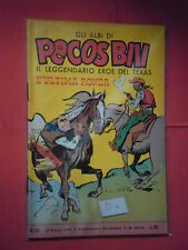 PECOS BILL-GLI ALBI-LIBRETTO MONDADORI-FASANI-N° 40-D-1961 +DISPONIBILI ALTRI N