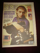 NME 1991 JAN 26 JESUS JONES HAPPY MONDAYS CURE FARM TANITA TIKARAM RICK ASTLEY