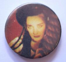 """CULTURE CLUB BOY GEORGE Old Vtg 70/80`s Button Pin Badge (25 mm-1"""") not patch lp"""