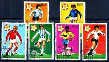 BELIZE 1981-World Cup Football Championship-Spain-Comp. Set of 6-S.G. 664-669