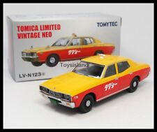 Tomica Limited Vintage NEO LV N123a NISSAN CEDRIC 2800GL TAXI 1/64 TOMY TOMYTEC