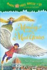 Monday With a Mad Genius by Mary Pope Osborne (2009, Paperback, Reprint)