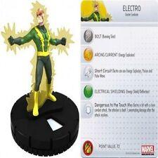 MARVEL HEROCLIX FIGURINE AMAZING SPIDER-MAN  : #205 Electro