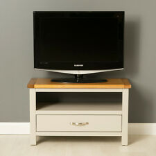 Mullion Painted Small TV Stand / Small Oak TV Unit / Painted TV Cabinet