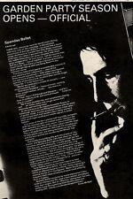 25/7/81PGN51 LIVE REVIEW & PICTURE : SPANDAU BALLET, EDINBURGH 1981