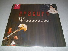 Erasure - Wonderland - LP 180g Vinyl // Neu // Limited Ed. 30th Anniversary