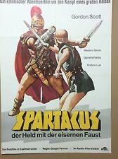 PLAKAT FILM  SPARTAKUS