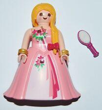 Series 4-M1 Princesa rosa playmobil serie 5285 princess,rapunzel