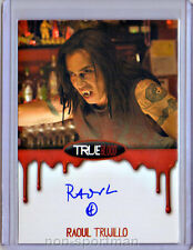 TRUE BLOOD PREMIERE RAOUL TRUJILLO AUTOGRAPH