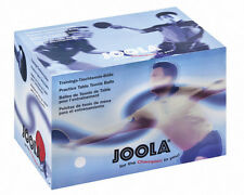 JOOLA CELLULOID TABLE TENNIS TRAINING BALLS (120) WHITE