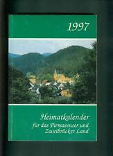 Heimatkalender für das Pirmasenser und Zweibrücker Land 1997 Gefangen Hauenstein
