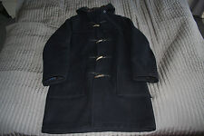 USED Classic Fit Duffle Coat Original Montgomery Navy Size 44 RRP £180.00