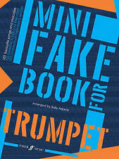 Mini Fake Book for Trumpet, Sally Adams