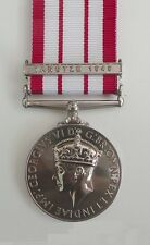 Full Size Naval General Service Medal GSM with Yangtze 1949 Clasp