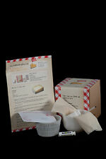 Hard + Soft Cheese Making Kit. Contains the essentials.