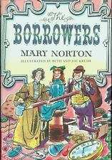 Borrowers by Mary Norton c1953 Good Hardcover VINTAGE Ships Free (U.S. media)