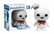 Ghostbusters Stay Puft Marshmallow Man Plush Fabrikations FUNKO