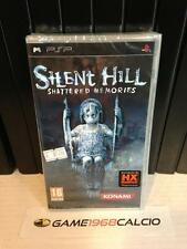 SILENT HILL SHATTERED MEMORIES PSP NUOVO SIGILLATO