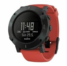 SUUNTO CORE CORAL CRUSH ALTIMETER, BAROMETER & COMPASS  WATCH - SS020692000