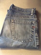 VINTAGE DIESEL MEN'S RIVEC WORN WASH 31 X 28 (MEASURES 32 X 28)