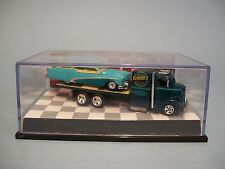 Hot Wheels Collectibles ELWOOD'S Garage Set '50 Buick & Ford Tow Truck
